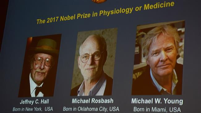 winners of the 2017 Nobel Prize