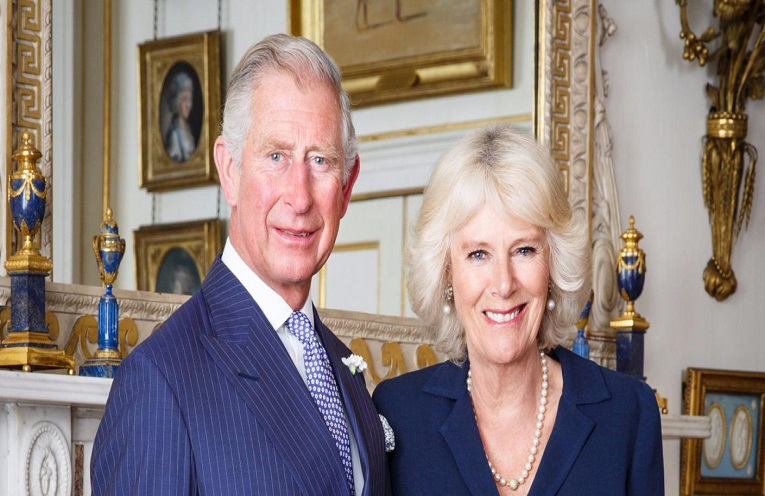 Prince Charles and Princess Camilla